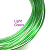 Light Green Aluminum Wire