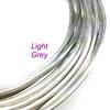 Light Grey Aluminum Wire