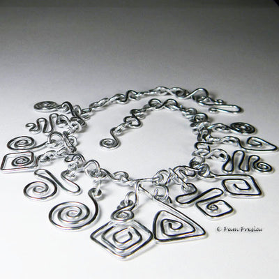 Wire Jewelry Making Tutorial, Wire Whimsy