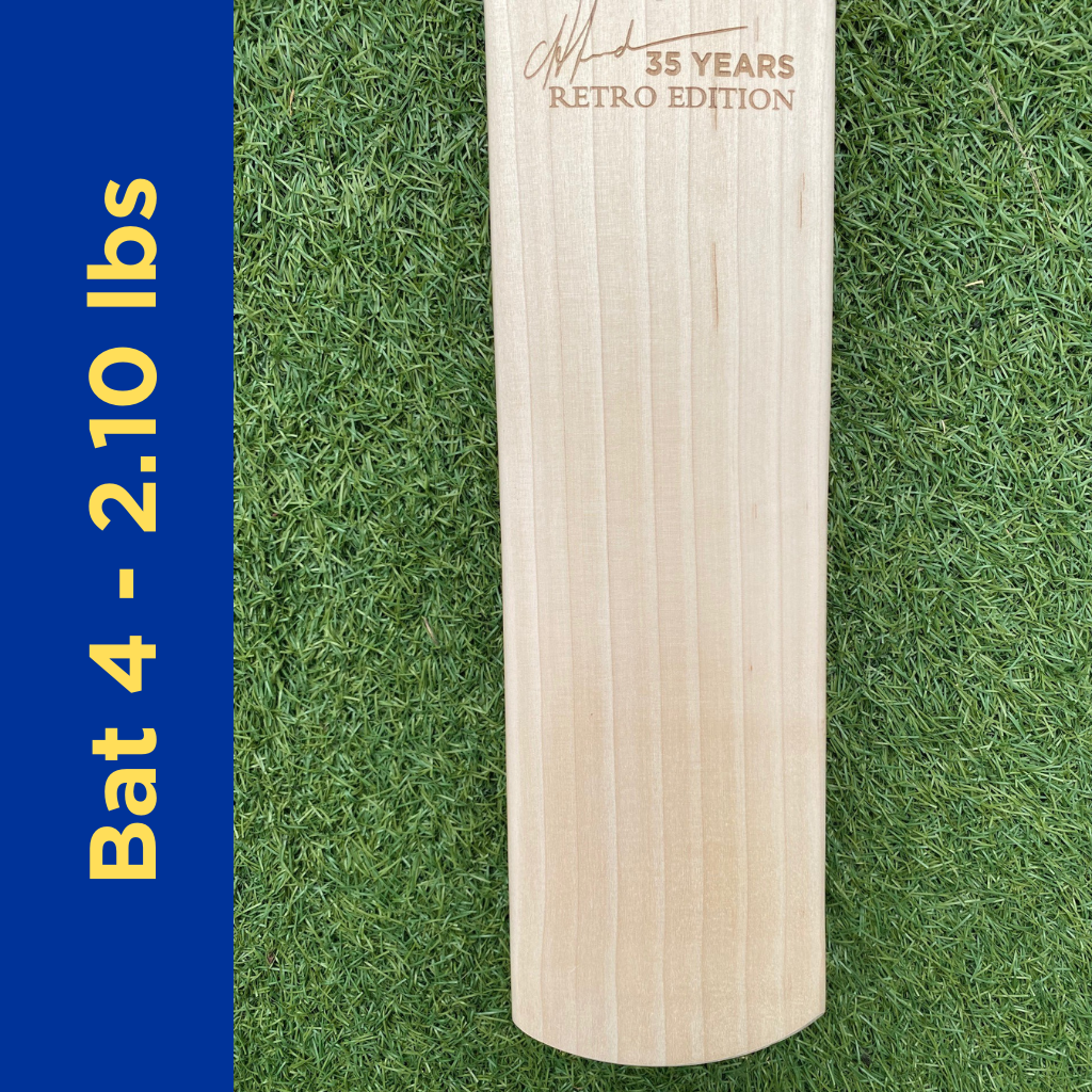 Centurion 35 Year Anniversary Retro Edition - Bat 4