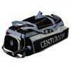 Centurion Junior Gear Bag Side On Angle View with Bat Sleeve
