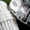 Centurion Legion Youth Batting Pads Both Pads Close Up