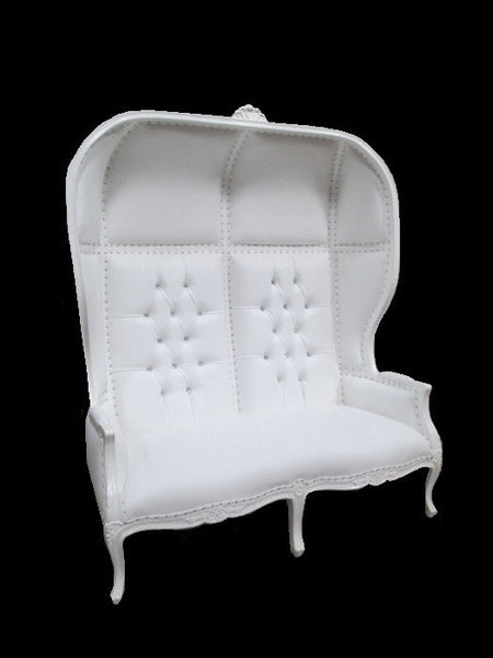 French Style Unique Canopy Accent Chair Jack Horner