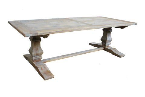 Chateaux French style dining table