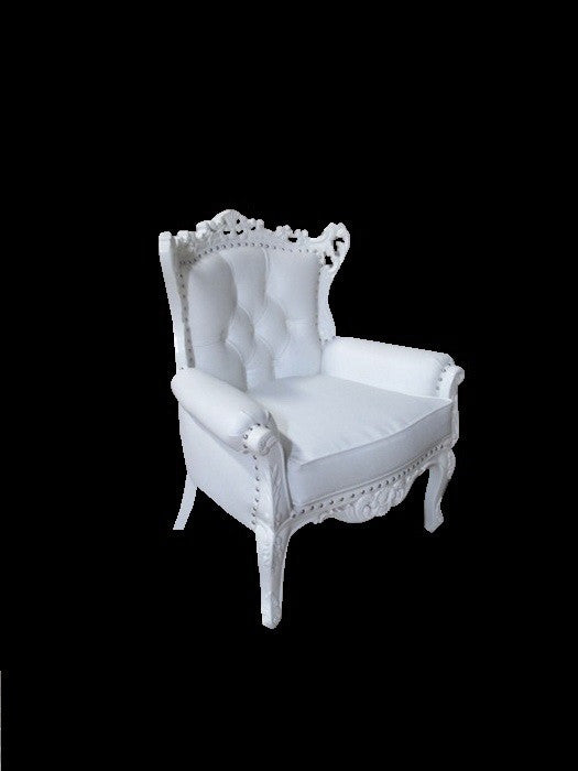 ... French Style Child Size Accent Chair ...