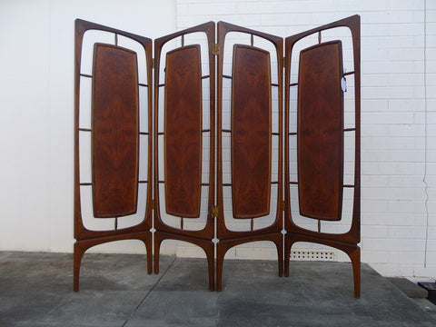 Mid 20th century room divider.