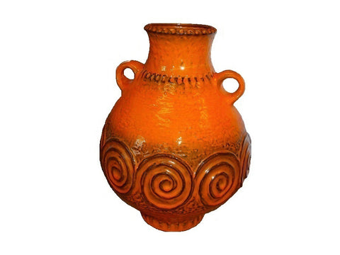 Decorative retro vase