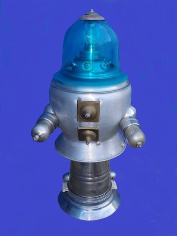 Robby the retro robot