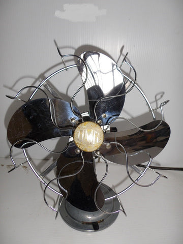 Vintage industrial fan