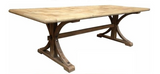Provence French style dining table