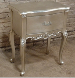 French style bedside with one drawer