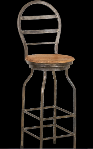 Industrial Buzz barstool