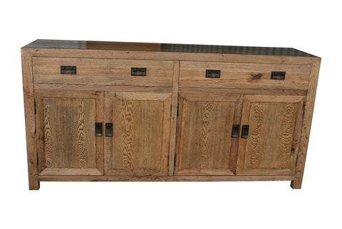 European oak buffet medium