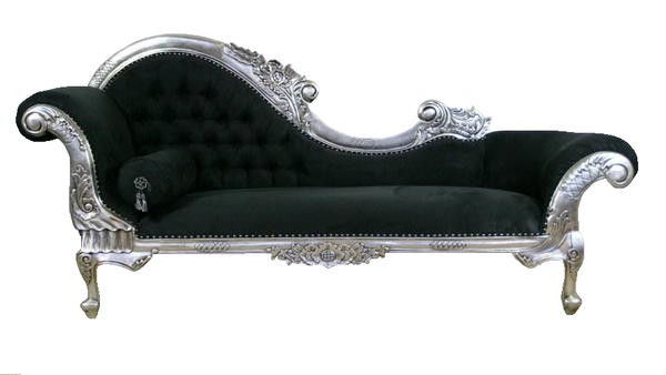 French Style Chaise Lounge Jack Horner Interiors