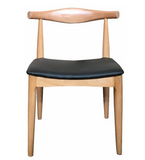 Replica elbow dining chair