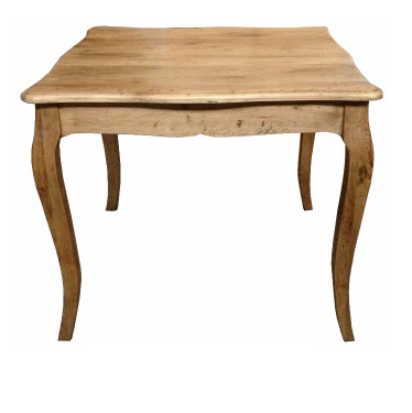 Lyon French style square dining table.