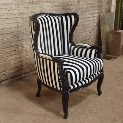 French Style Quot Bergere Quot Accent Chair Jack Horner Interiors