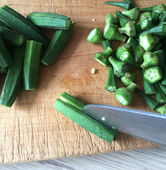 Indian Goods Co recipe okra stories shop