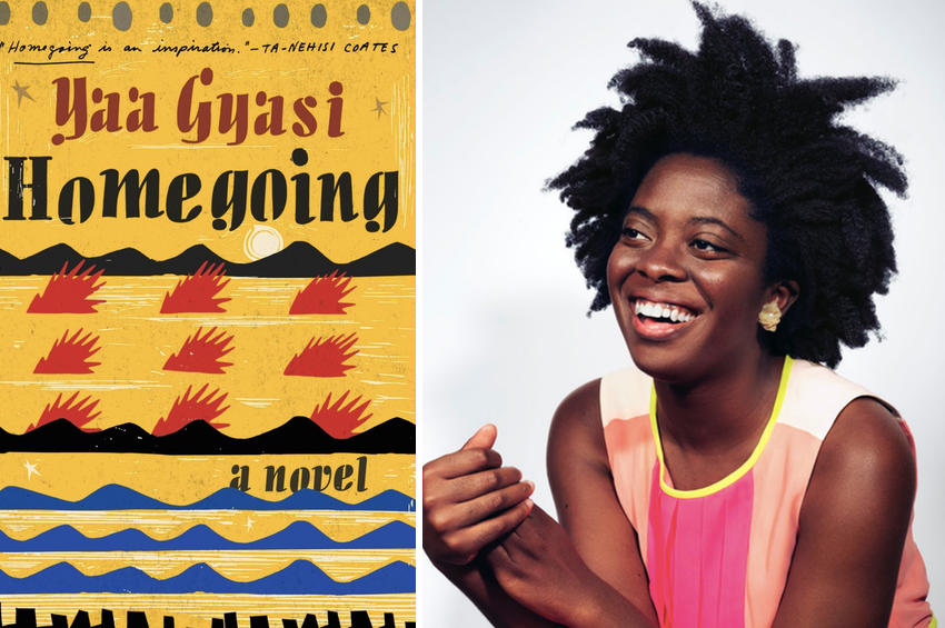 indian goods co friday link pack yaa gyasi homegoing novel