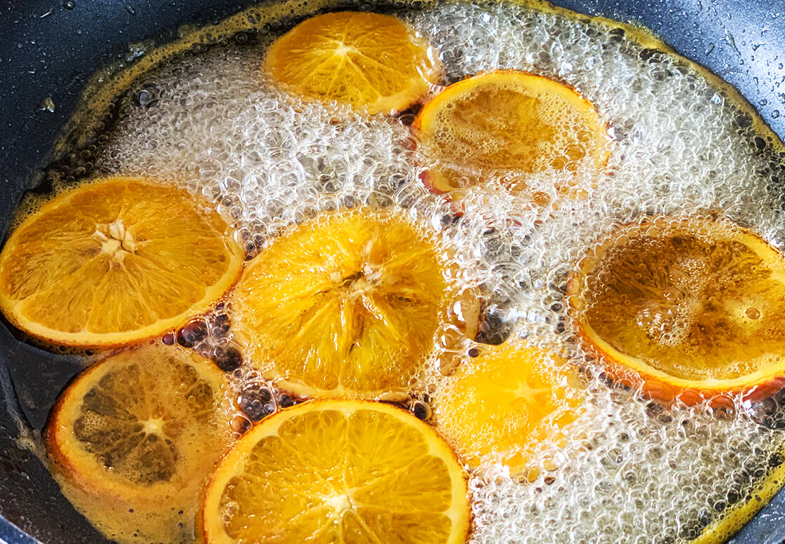 "A quick, easy, moist, flourless clementine cake from a recipe by Nigella Lawson, in her seminal cookbook ""How to Eat"" made with ground almonds and boiled oranges or clementines."