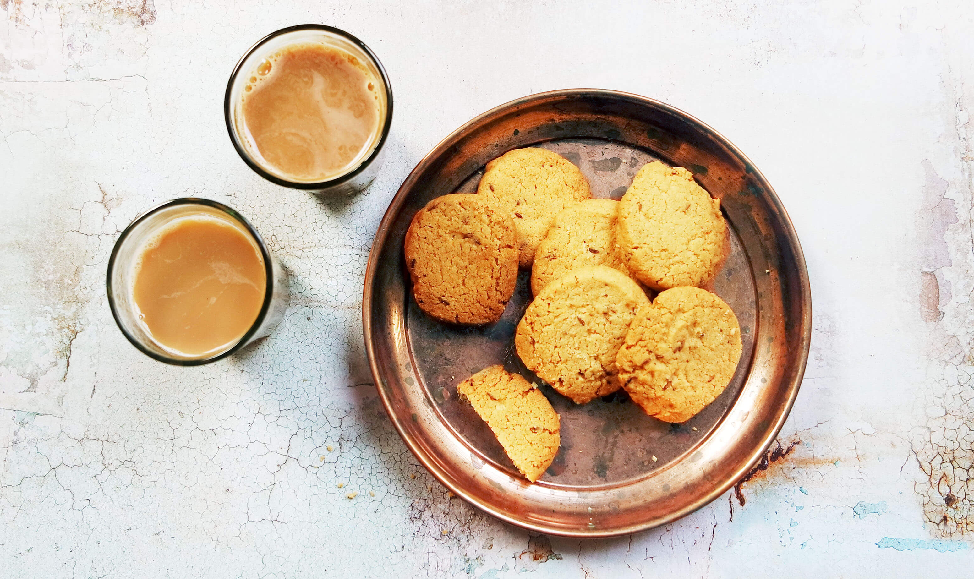 Sweet Salty Cumin Butter Biscuits Dishoom Recipe Indian Goods Co