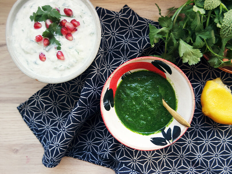 indiangoodscompany_stories_blog_recipes_green_chutney_raita_1