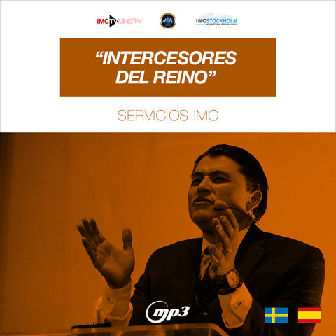 Intercesores del Reino