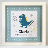 Dinosaur Name Meaning Frame. Meaning of name frame