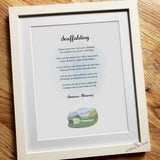 Personalised song lyrics, poem or reading