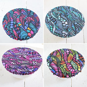 Colorful Reusable Bowl Cover Set