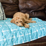 PREORDER Dog Crate Mat- Clay Cotton - Wild Clementine Co.