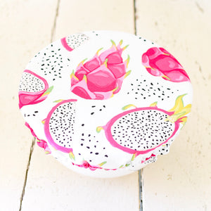 Dragonfruit Reusable Bowl Covers