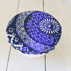 African Print Bowl Covers