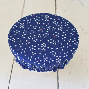 Modern Blue Bowl Covers