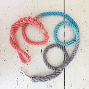 Ombre Dog Leash-The Crab Shack - Wild Clementine Co.