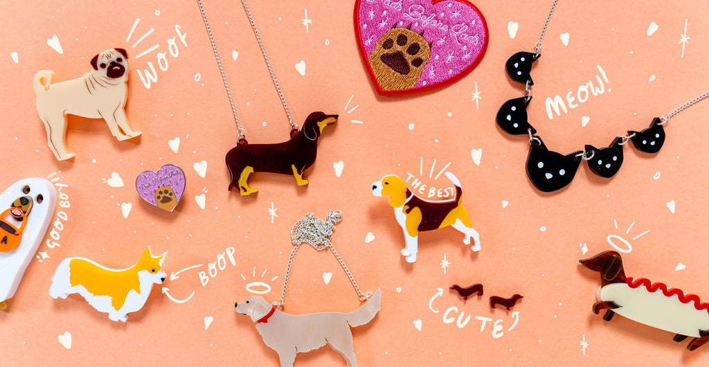 a selection of our best animal gifts