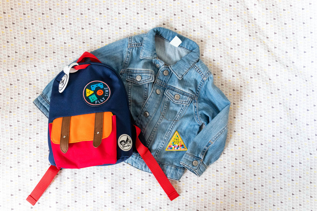 Back to school sustainably – customise with your kiddos