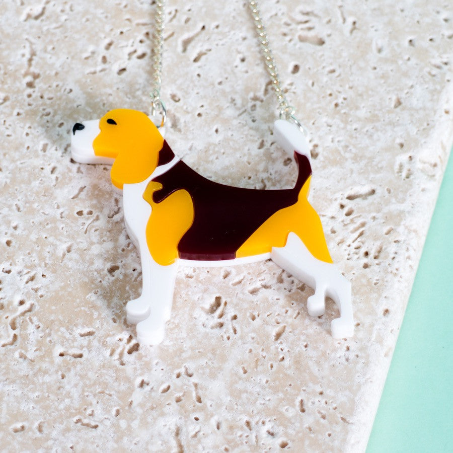 Beagle Necklace - Finest Imaginary