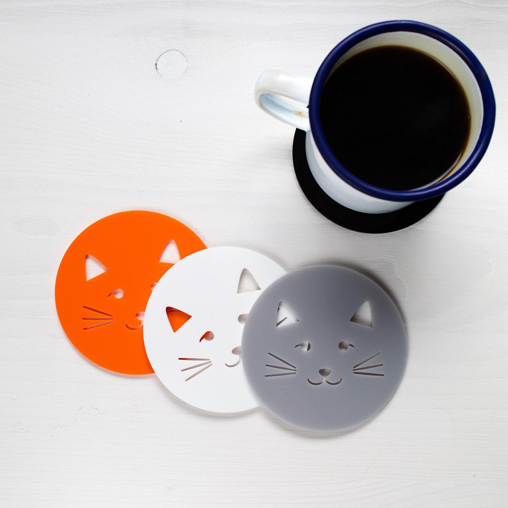 Kitty Coasters - Finest Imaginary