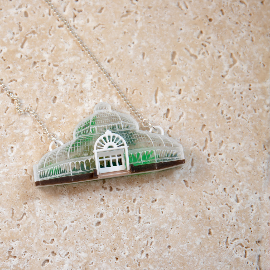 Palm House Necklace - Finest Imaginary