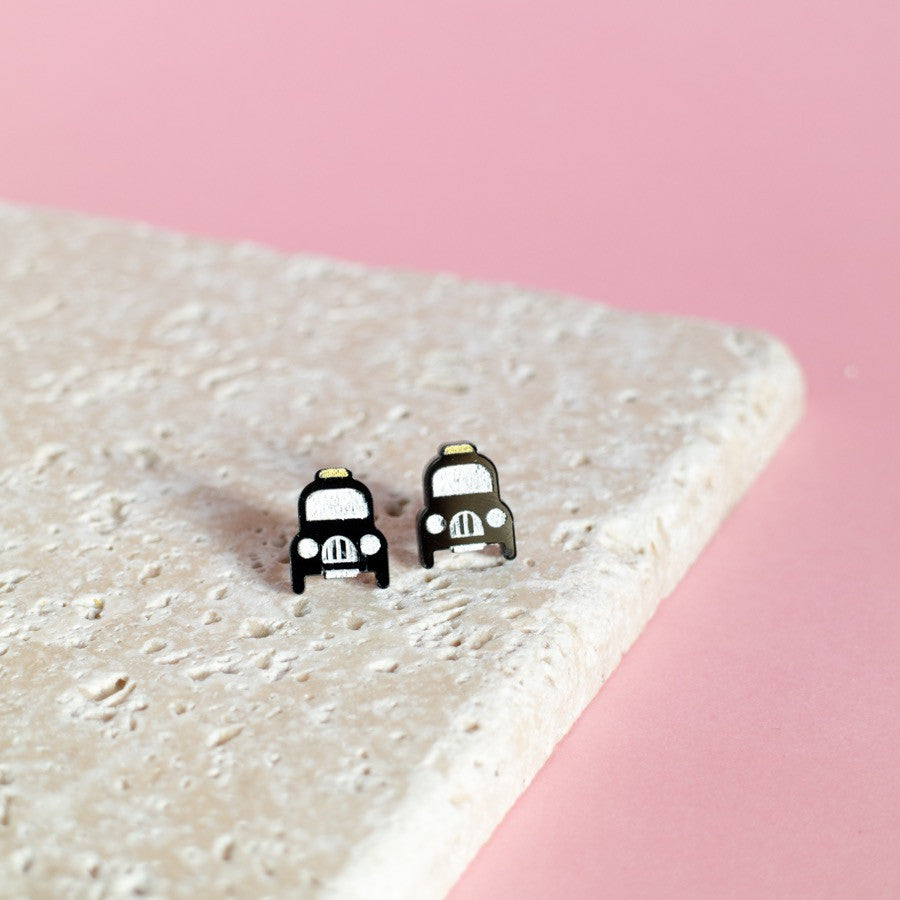 London Taxi Earrings - Finest Imaginary