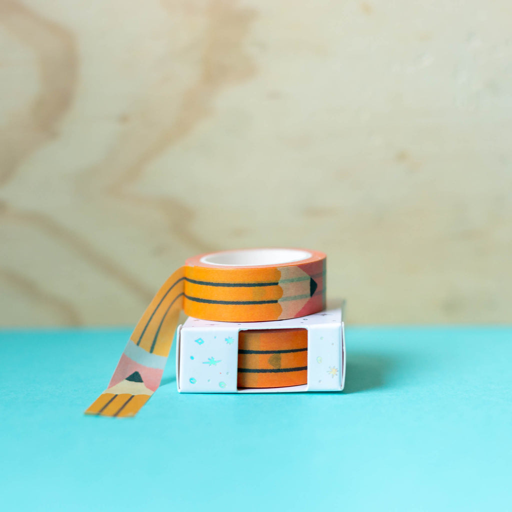 Chunky Pencil Washi Tape - Finest Imaginary