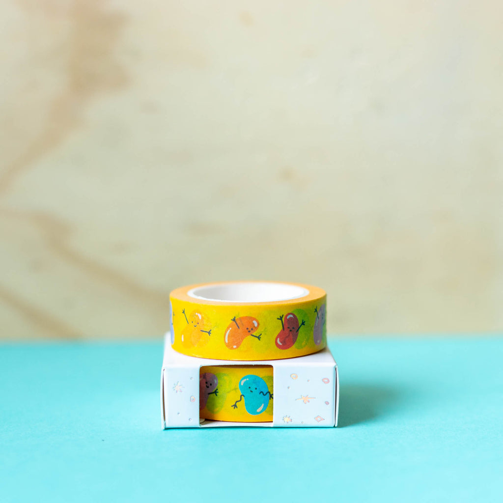 Cool Beans Washi Tape - Finest Imaginary
