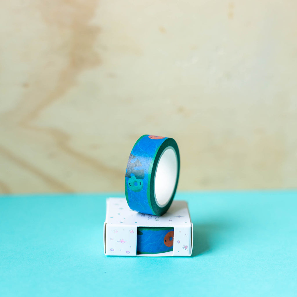 Lazy River Washi Tape - Finest Imaginary