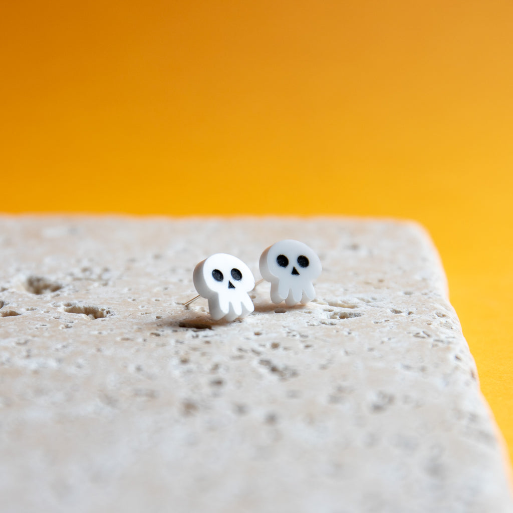 Skull Earrings - Finest Imaginary