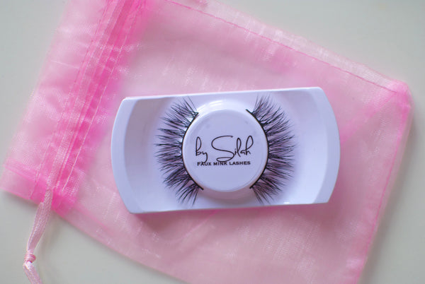 'Harlow' faux mink lashes