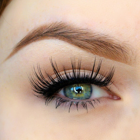 'Eleanor' faux mink lashes