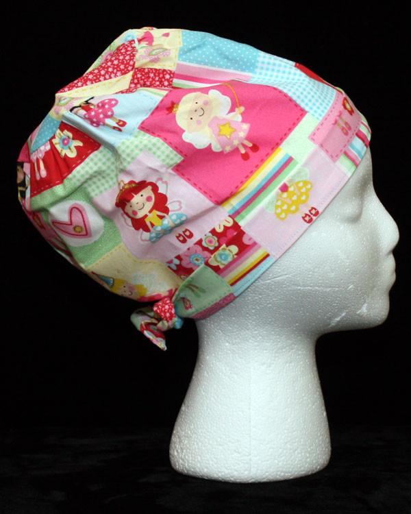 Pretty Princesses Scrub Cap