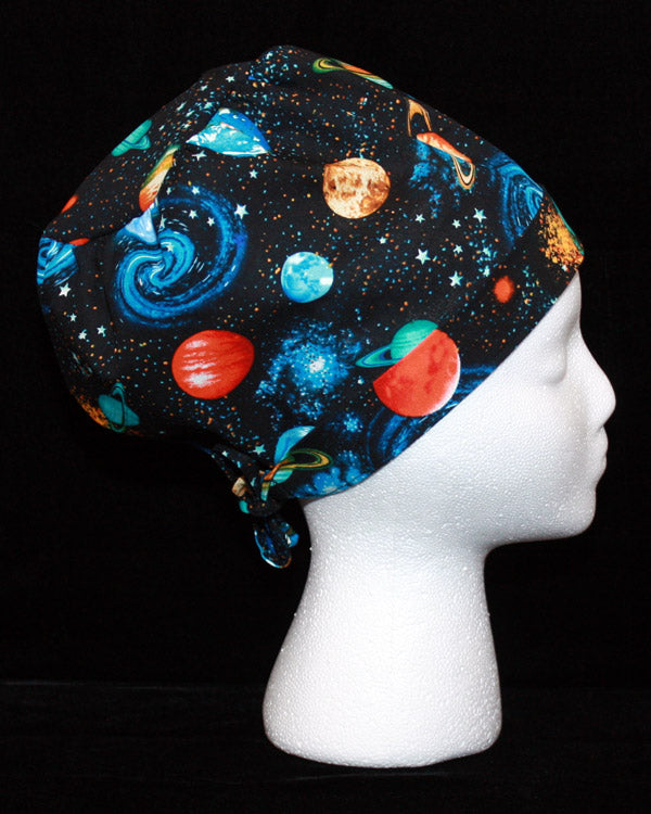 Out of this World Scrub Cap