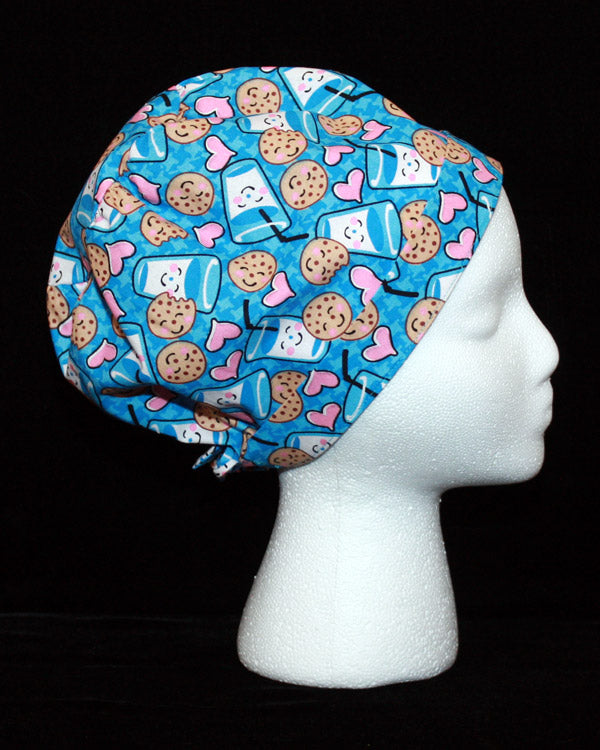 Milk & Cookies Scrub Hat